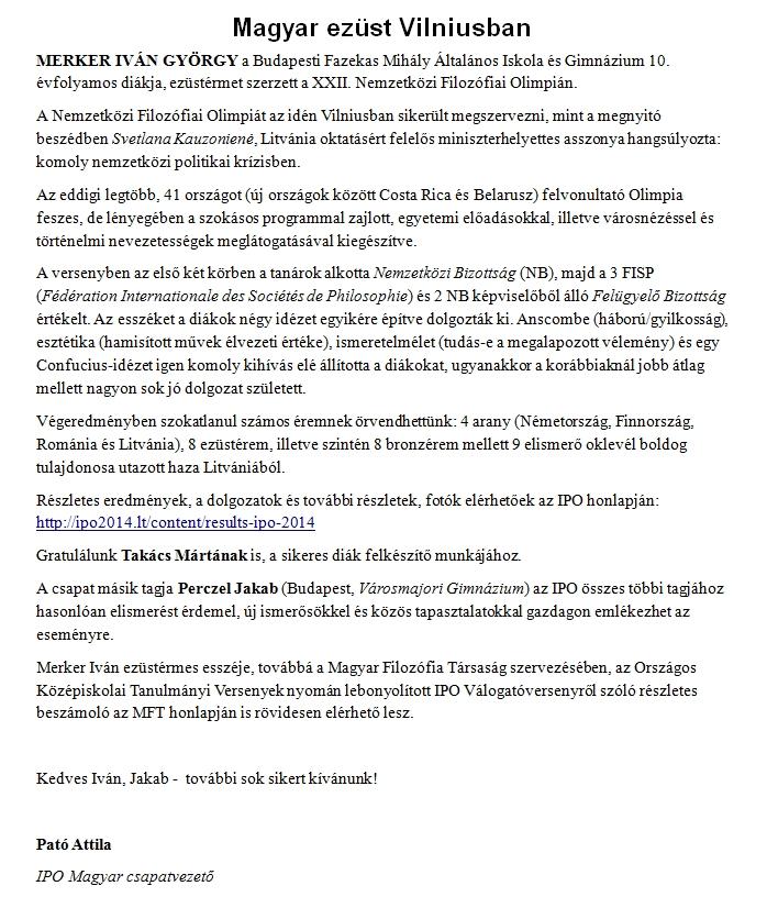 önéletrajz egyetemi felvételihez A Magyar Filozófiai Társaság honlapja önéletrajz egyetemi felvételihez